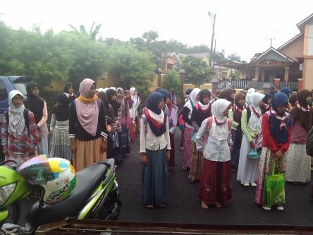 MABIT Wada' Kelas 9 Masjid Darussalam Selawi