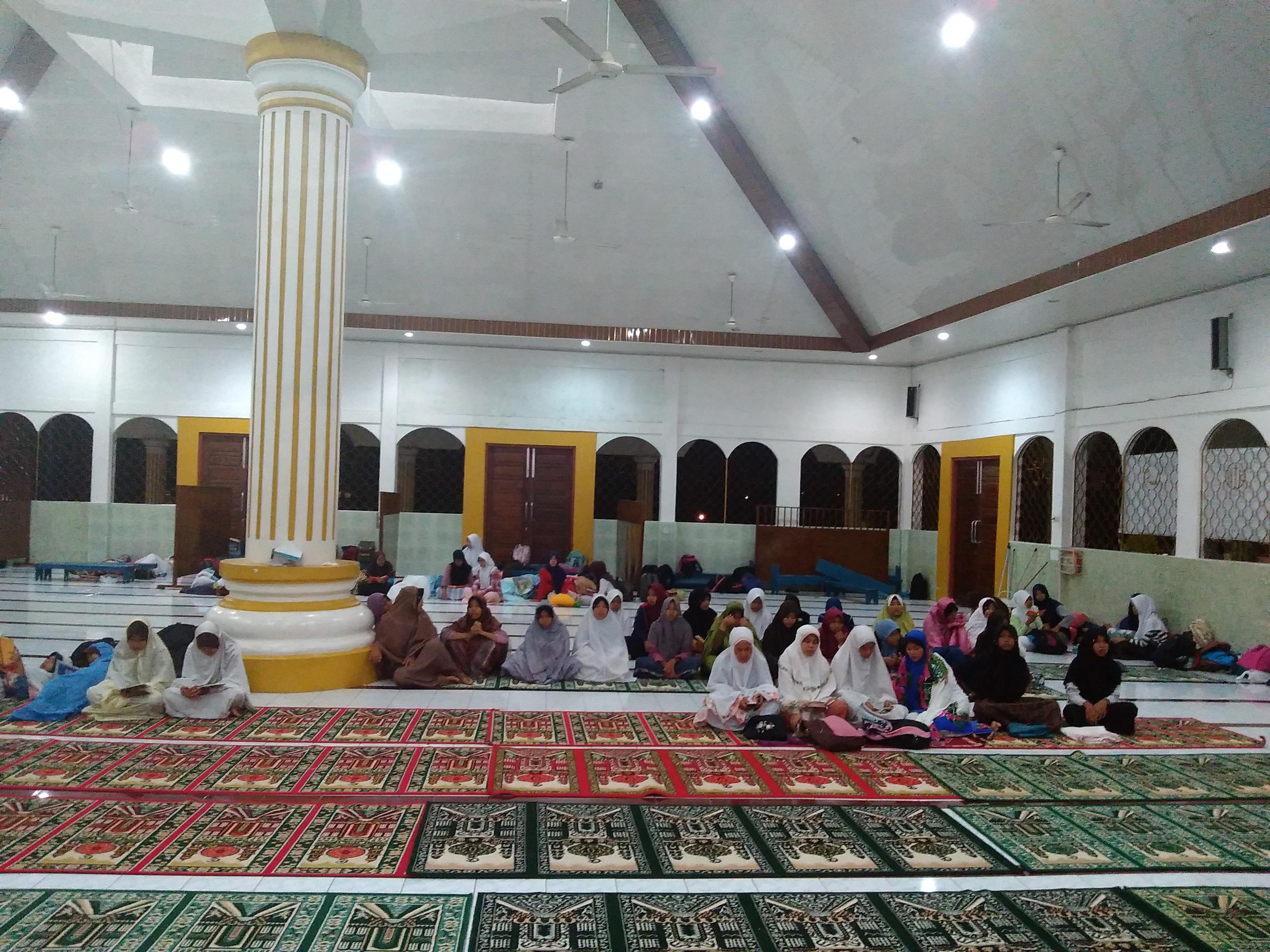 Mabit Wada Kelas 9 Masjid Darussalam Selawi 11jpg