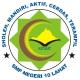 Logo SMP Negeri 10 Lahat