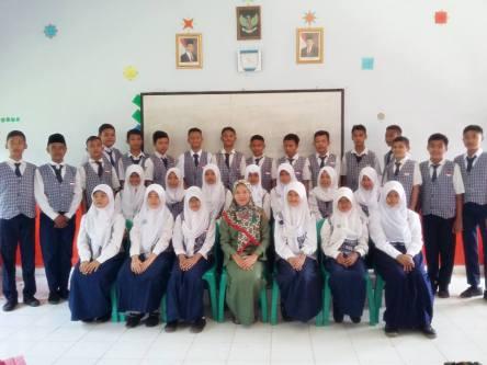 Kelas IX.A (Al-Kahfi)